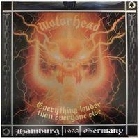 Pozostała muzyka rozrywkowa, EVERYTHING LOUDER THAN EVERYONE ELSE - Motörhead (Płyta winylowa)