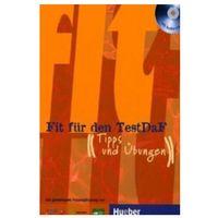Książki do nauki języka, Fit für den TestDaF, m. 1 Buch, m. 1 Buch, m. 1 Audio-CD (opr. miękka)