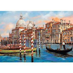 Puzzle 1000 elementów - Popołudnie w Wenecji - Canal Grande
