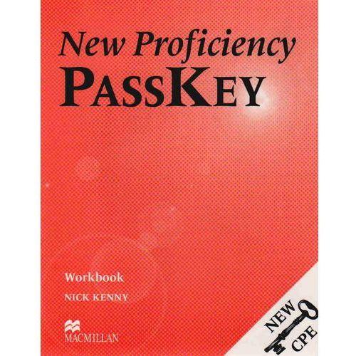 Książki do nauki języka, New Prof Passkey WB No Key (opr. miękka)