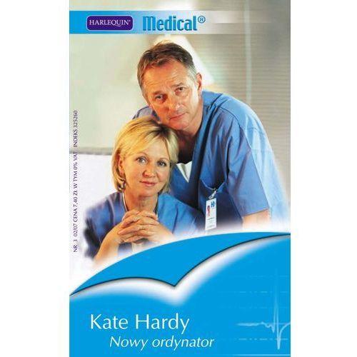 E-booki, Nowy ordynator - Kate Hardy