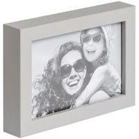 Ramki na zdjęcia, Foto ramka Simple 10 x 15 cm jasnoszara