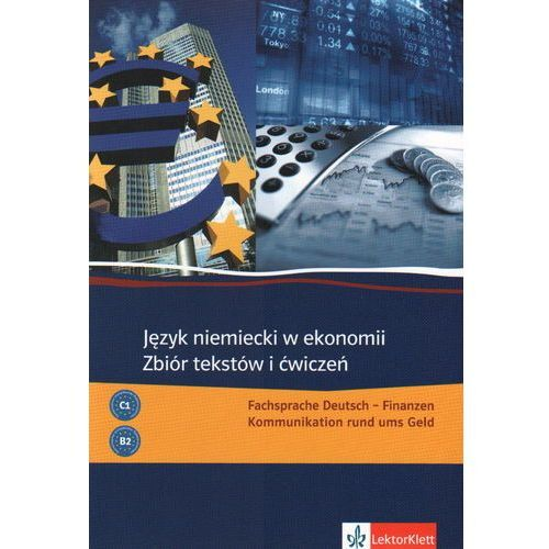 Biblioteka biznesu, Język niemiecki w ekonomi Zbiór tekstów i ćwiczeń (opr. miękka)