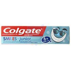 Colgate Pasta do zębów dla dzieci Smiles Junior (6+) 50ml - Colgate OD 24,99zł DARMOWA DOSTAWA KIOSK RUCHU