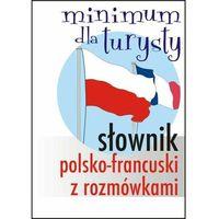 Słowniki, encyklopedie, Słownik polsko-francuski z rozmówkami (opr. miękka)