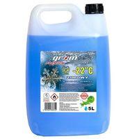 Płyny do spryskiwaczy zimowe, Zimowy płyn do spryskiwaczy 5L -22°C GROM Premium