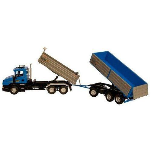 Ciężarówki dla dzieci, Monti Systém Ciężarówka 65 Scania Tarmac 1:48