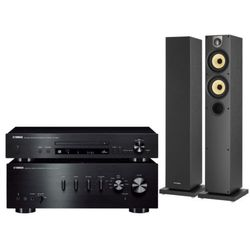Yamaha A-S301 + CD-N301 + 684 S2