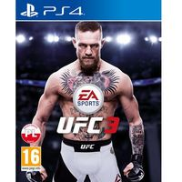 Gry na PS4, UFC 3 (PS4)