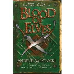 Blood of Elves (opr. miękka)