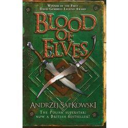 Blood of Elves (opr. miękka)