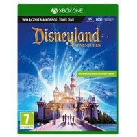 Gry na Xbox One, Disneyland Adventures (Xbox One)