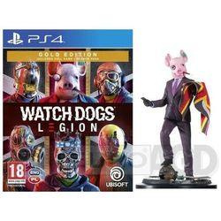 Watch Dogs Legion - Edycja Gold + figurka PS4 / PS5