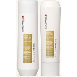 Goldwell Dualsenses rich repair szampon + odżywka 250ml