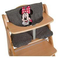 Krzesełka do karmienia, hauck Wkładka redukcyjna de luxe Minnie grey