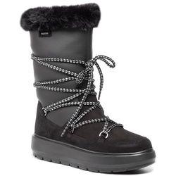 Śniegowce GEOX - D Kaula B Abx C D94AWC 022GH C9999 Black