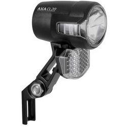 Lampka przednia AXA Compactline 20 z włącznikiem
