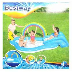 """Bestway - Basen i plac zabaw """"Tęcza i Blask"""""""