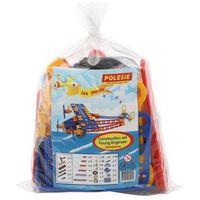 Samoloty dla dzieci, Zestaw Wynalazca Samolot 144 elementy