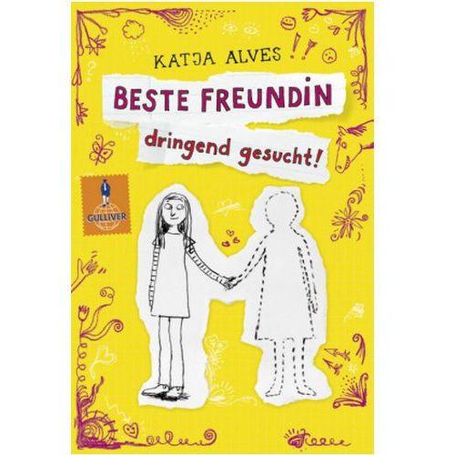 Pozostałe książki, Beste Freundin dringend gesucht! Alves, Katja