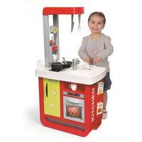 Kuchnie dla dzieci, Smoby kuchnia Bon Appetit, czerwono-zielona - BEZPŁATNY ODBIÓR: WROCŁAW!
