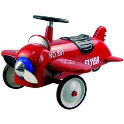 Jeździk dla dzieci samolot - auto do odpychania dla dzieci