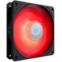 Radiatory i wentylatory, Wentylator COOLER MASTER Sickleflow 120 Red Led
