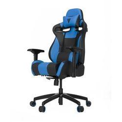 Vertagear S-Line SL4000 Racing Series Krzesło gamingowe - Czarno-niebieski - Skóra PU - 150 kg
