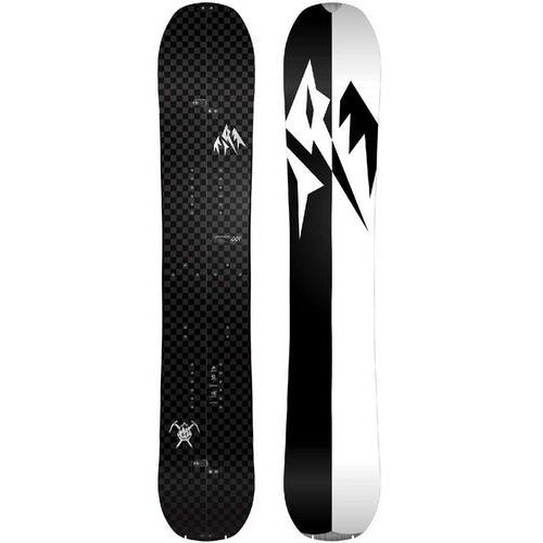 Deski snowboardowe, splitboard JONES - Carbon Solution Black (BLACK)