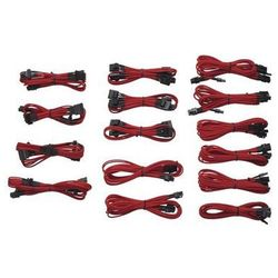 Corsair Sleeved Cable Kit - Red