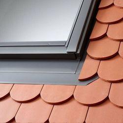 Kołnierz do okna dachowego VELUX EDB 0000 SK06 114x118 do pokryć płaskich
