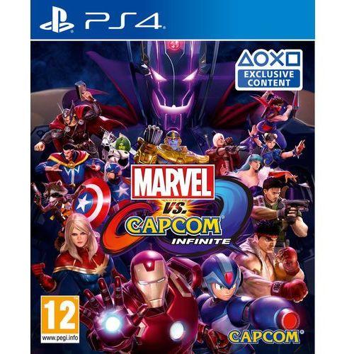 Gry PS4, Marvel vs. Capcom Infinite (PS4)