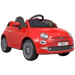 HECHT FIAT 500 RED SAMOCHÓD ELEKTRYCZNY AKUMULATOROWY AUTO JEŹDZIK ZABAWKA DLA DZIECI OFICJALNY DYSTRYBUTOR AUTORYZOWANY DEALER HECHT promocja (-32%)