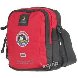 Saszetka na ramię National Geographic Explorer - czerwony