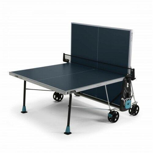 Tenis stołowy, CORNILLEAU STÓŁ TENISOWY 300X OUTDOOR NIEBIESKI