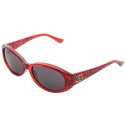 Okulary Przeciwsłoneczne Damskie Guess GU7220_BU-3 Czerwone