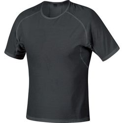 GORE WEAR M Base Layer Koszulka Mężczyźni, black XL 2019 Podkoszulki z krótkim rękawem Przy złożeniu zamówienia do godziny 16 ( od Pon. do Pt., wszystkie metody płatności z wyjątkiem przelewu bankowego), wysyłka odbędzie się tego samego dnia.