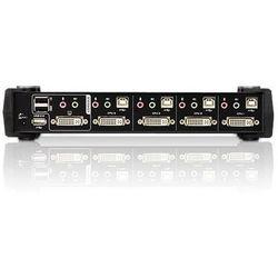 ATEN CS-1764A KVM 4/1 USB DVI- natychmiastowa wysyłka, ponad 4000 punktów odbioru!