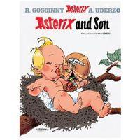 Książki do nauki języka, Asterix & Son (b.#27) (opr. miękka)