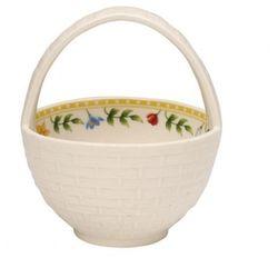 Villeroy & Boch - Spring Fantasy Koszyk porcelanowy wysokość: 15 cm