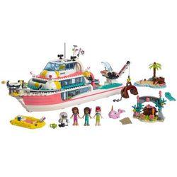 41381 ŁÓDŹ RATUNKOWA (Rescue Mission Boat) KLOCKI LEGO FRIENDS