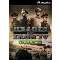 Gry PC, Hearts of Iron 4 Cadet Edition (PC)