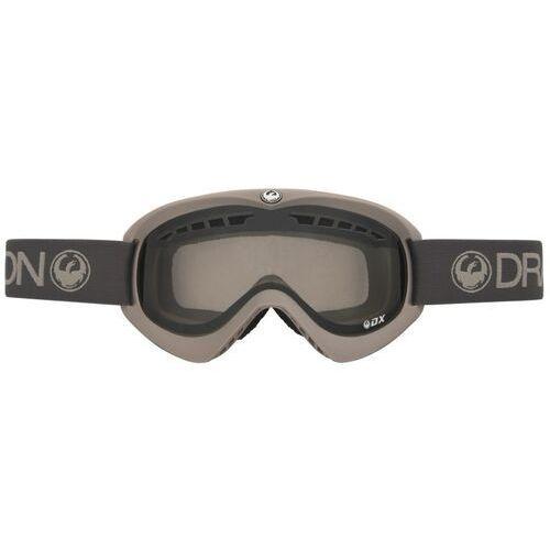 Kaski i gogle, gogle snowboardowe DRAGON - Dx Melanoid (Smoke) (212) rozmiar: OS