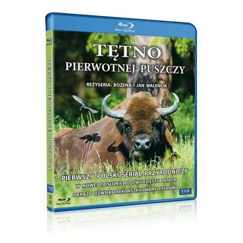 Filmy dokumentalne, Tętno pierwotnej puszczy (Blu-ray) - Dostawa zamówienia do jednej ze 170 księgarni Matras za DARMO