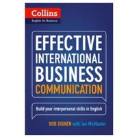 Książki do nauki języka, Effective International Business Communication (opr. miękka)