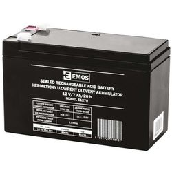 Akumulator AGM 12V 7Ah F4,7