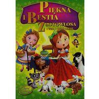 Książki dla dzieci, Czytaj i koloruj - Piękna i Bestia / Złotowłosa (opr. miękka)
