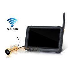 Wizjer do drzwi bezprzewodowa kamera cyfrowa ekran 5.0'' LCD (detekcja ruchu)