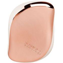 Tangle Teezer COMPACT STYLER Szczotka do każdego rodzaju włosów (IVORY ROSE GOLD)