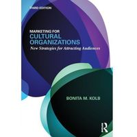 Biblioteka biznesu, Marketing for Cultural Organizations